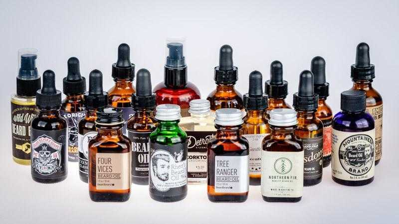 15 Best Beard Growth Oils Works Quickly for All Beard Types of 2021