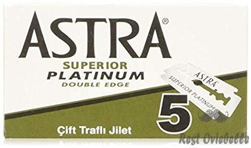 Astra Platinum Double Edge Safety