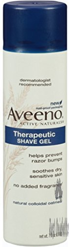 Aveeno Therapeutic Shave Gel with