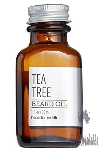 Beardbrand Tea Tree Beard Oil