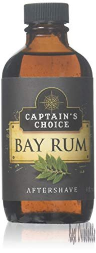 Captain's Choice Original Bay Rum