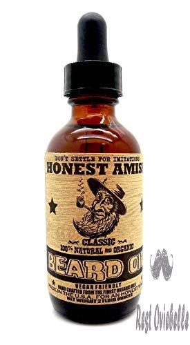 Honest Amish - Classic Beard