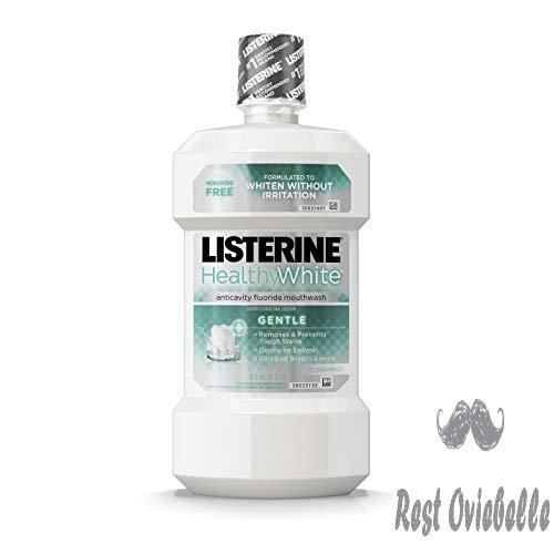 Listerine Healthy White Gentle Anticavity