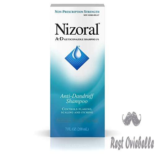 Nizoral A-D Anti-Dandruff Shampoo, 7
