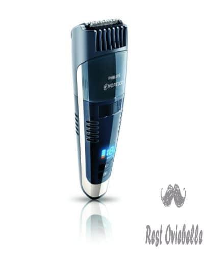 Philips Norelco BeardTrimmer 7300, vacuum
