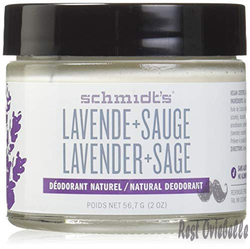Schmidt's Natural Deodorant, Lavender and