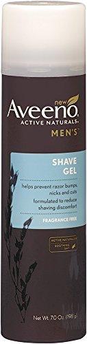 Aveeno Active Naturals Men's Shave