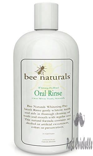 Best Whitening Pre-brush Oral Rinse