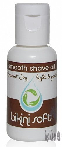 BIKINI SOFT Smooth Shave Oil