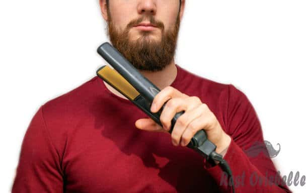 best beard straightener