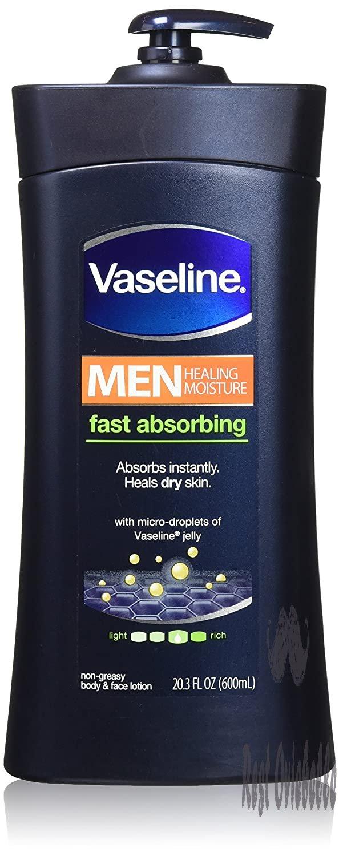 Vaseline Men Body and Face