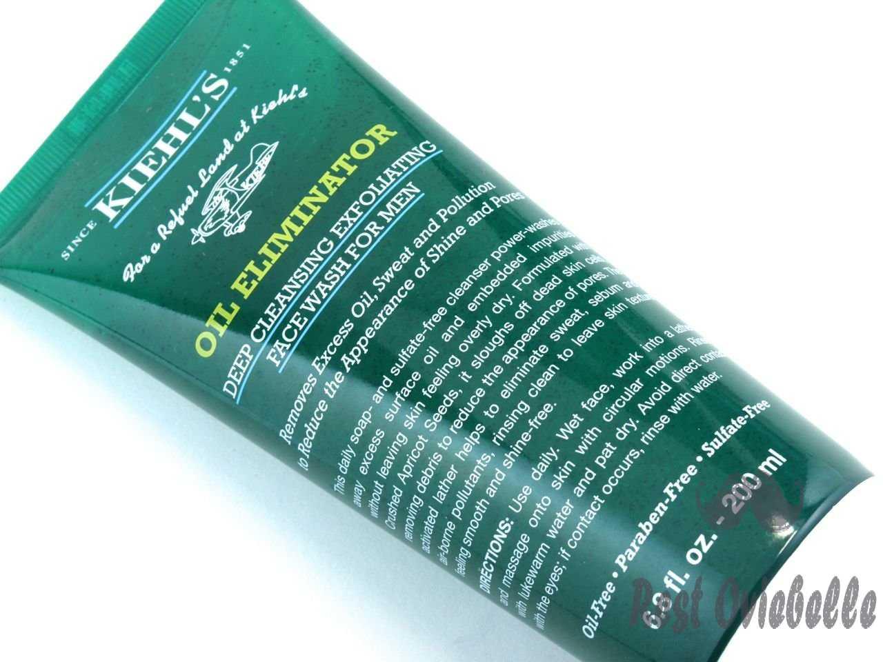 Men's Oil Eliminator Deep Cleansing
