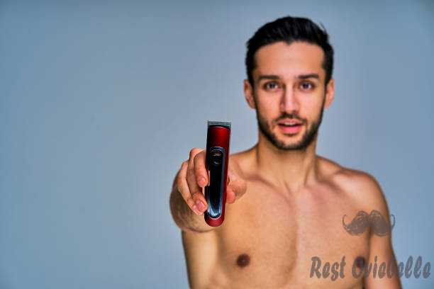 how to use an electric razor