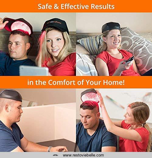 best laser cap for hair loss
