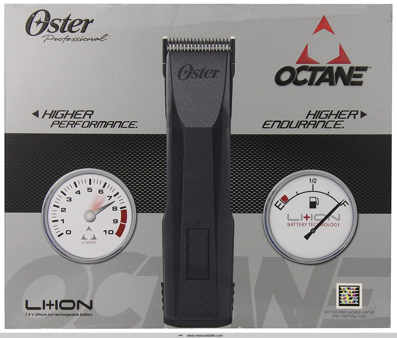 Oster Professional 76550-00 Octane Cordless