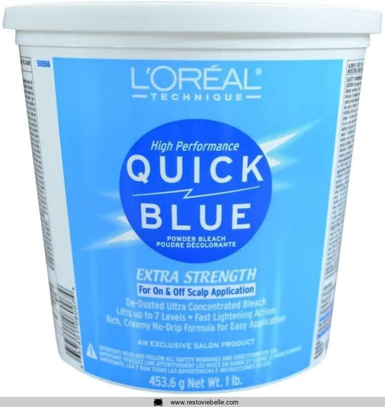 L'OREAL PARIS Quick Blue Powder