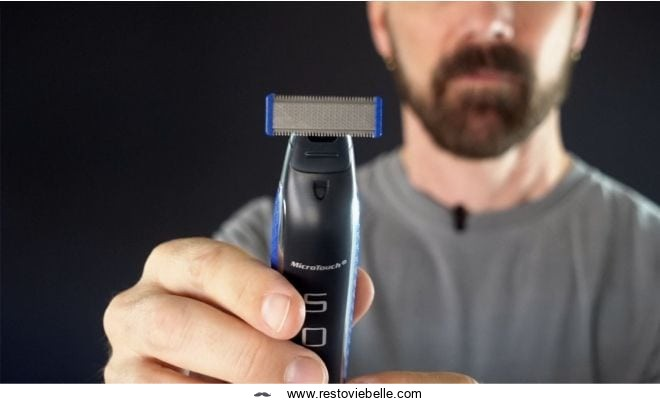Micro Touch Razor Review: Shaving Experience