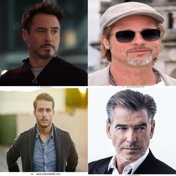 best short beard styles for men