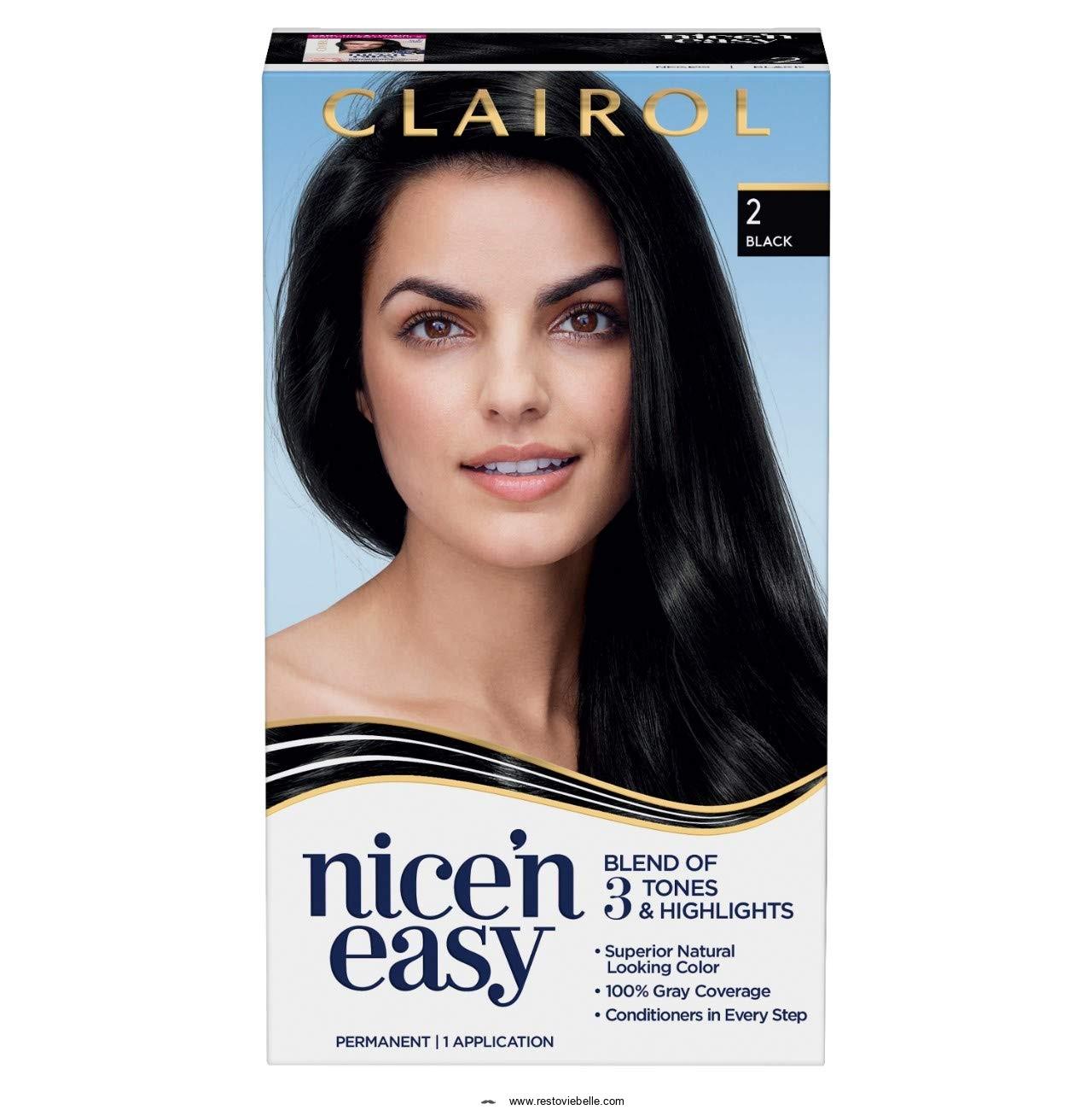 Clairol Nice'n Easy Permanent Hair
