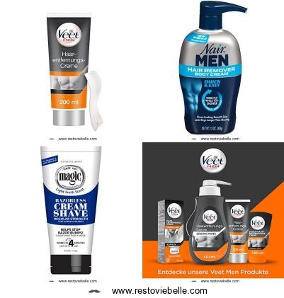Best Hair Removal Cream for Men (2021 Review)